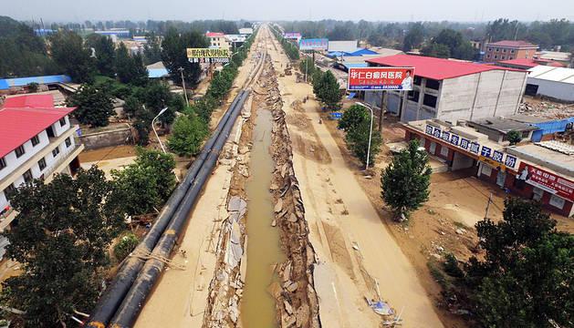Las inundaciones en China dejan ya más de 230 fallecidos