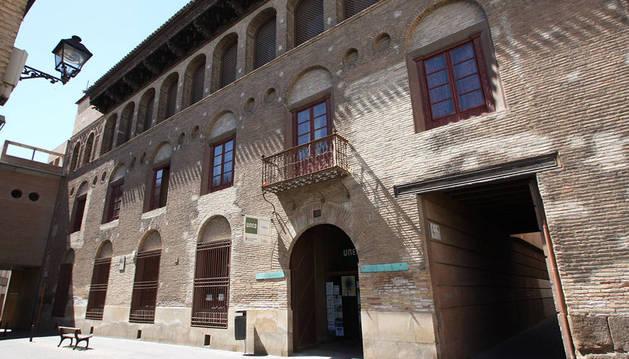 Sede de la UNED en Tudela.
