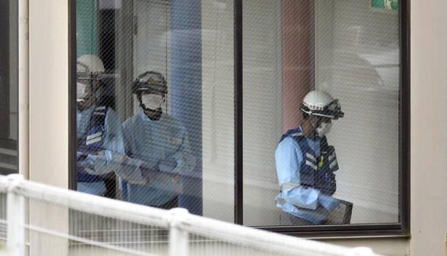 Apuñalamiento masivo en una residencia en Japón
