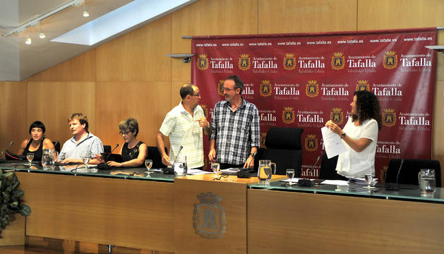 El Ayuntamiento de Tafalla cerró 2015 con un superávit de 307.106 euros