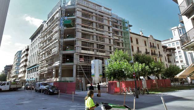 Las obras del edificio de 102 pisos del Ensanche empezarán en septiembre