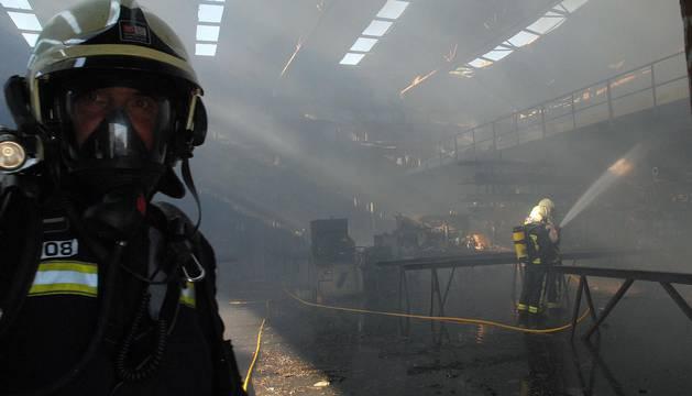 Incendio en Orkoien