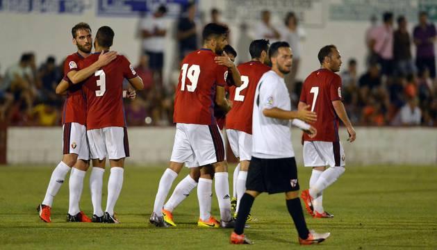Sevilla B 1-2 Osasuna
