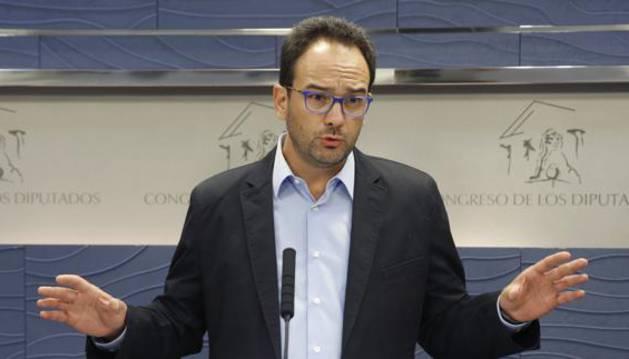 Antonio Hernando.