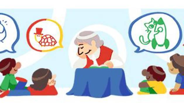 Google homenajea este jueves a Gloria Fuertes en el 99 aniversario de su nacimiento