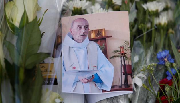 El segundo terrorista de la iglesia francesa también estaba fichado por la policía
