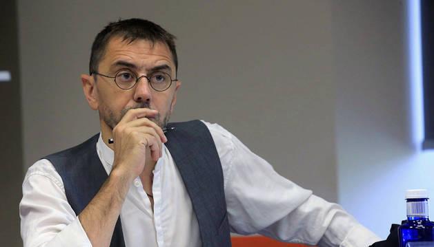 La Complutense suspende a Monedero seis meses por asesorías en Latinoamérica