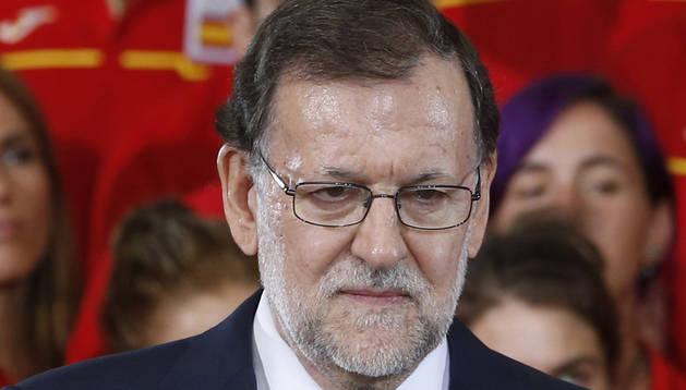 El PP anuncia en Twitter que Rajoy se va a presentar a la investidura