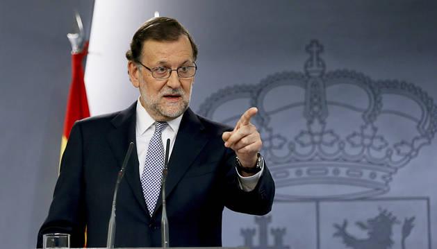 La soledad de Rajoy