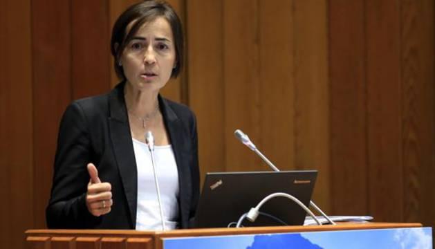 La exdirectora de la DGT, María Seguí.