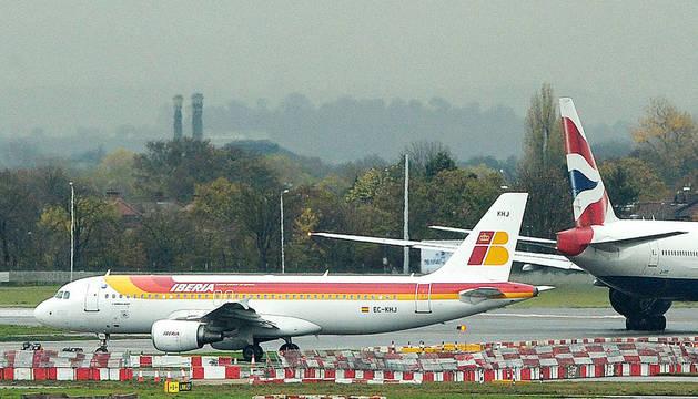 Iberia ultima un ERE voluntario para unos 1.000 empleados