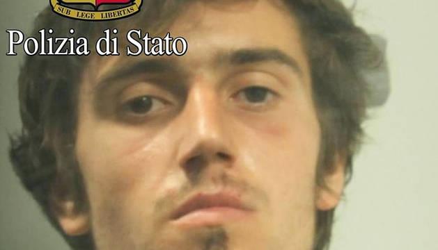Detenido en Milán un español que agredía a gente al azar
