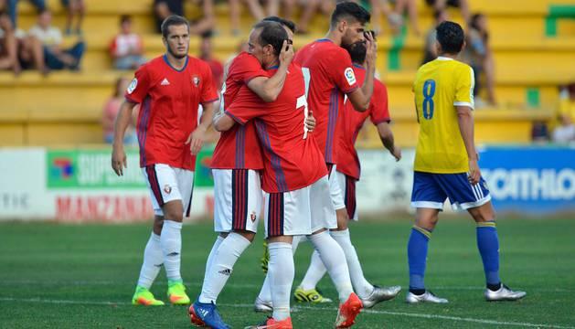 Cádiz 2-1 Osasuna