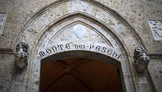 Un rescate bancario a la italiana
