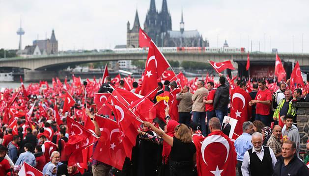 Tres militares muertos en una operación contra el PKK en el noreste de Turquía