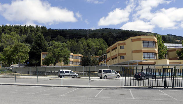 Las laderas de San Cristóbal-Ezkaba, con salida y llegada de cada ronda en el colegio de Berriozar, acogerán esta novedosa carrera.