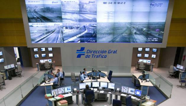 Sede de la DGT.