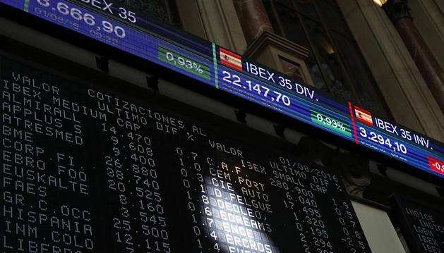El IBEX 35 inicia agosto con un alza del 1% impulsado por la banca