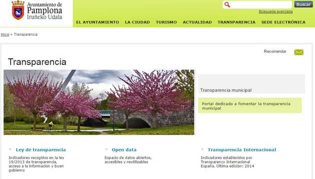 Consultados más de 28.000 ficheros del portal de transparencia