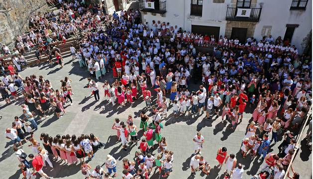 Bera de Bidasoa inicia sus fiestas en honor a San Esteban