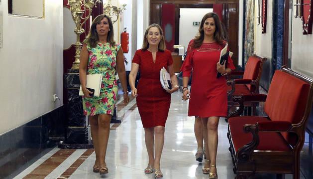 El Congreso rechaza el grupo de CDC con la abstención de PP, PSOE y Podemos