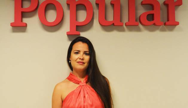 Victoria González Ceregido, directora de Comunicación de Banco Popular