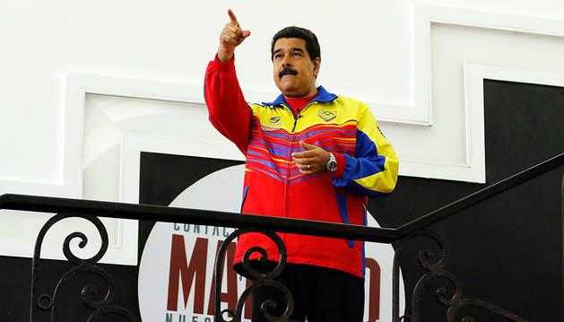 Maduro nombra ministro de Interior a un militar acusado de narcotráfico por EE UU