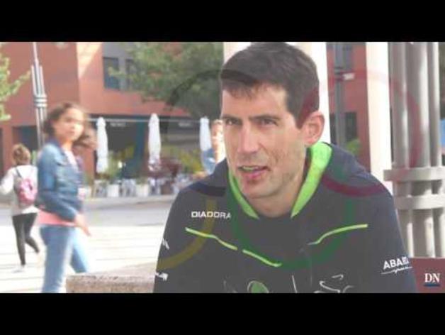 Entrevista olímpica a Imanol Erviti