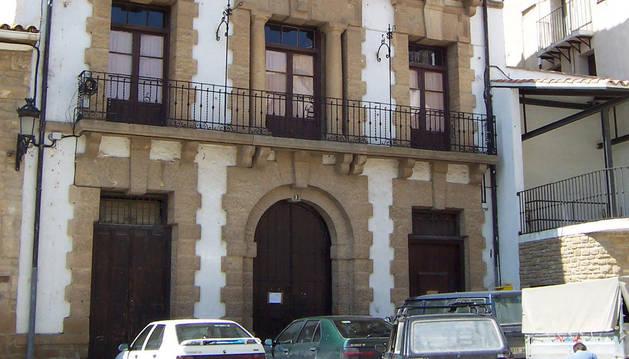 Ayuntamiento de Carcastillo.