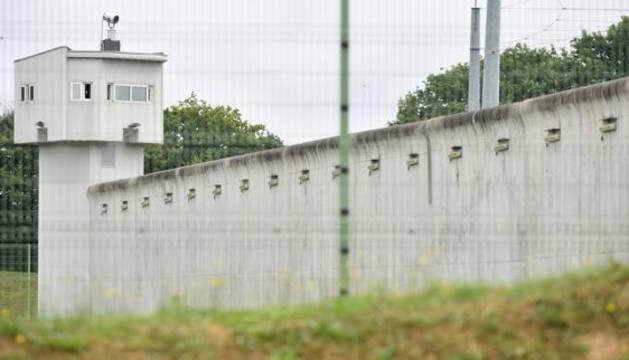 Finaliza sin heridos la toma de rehenes en la prisión francesa de Le Mans
