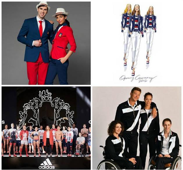 La inauguración de los juegos, una pasarela de moda con H&M o Armani