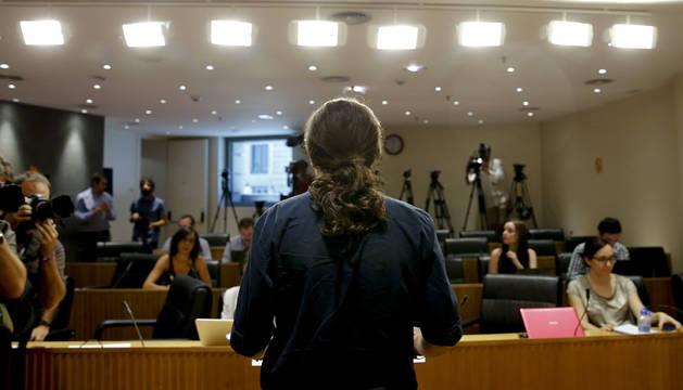 La dirección de Podemos decidirá si expulsa a militantes acusados de acoso