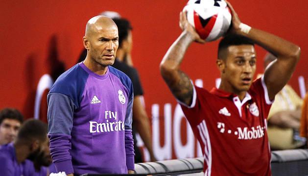 Zidane descarta a Bale, Kroos y Pepe para la Supercopa