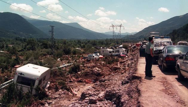 20 años de la catástrofe de Biescas