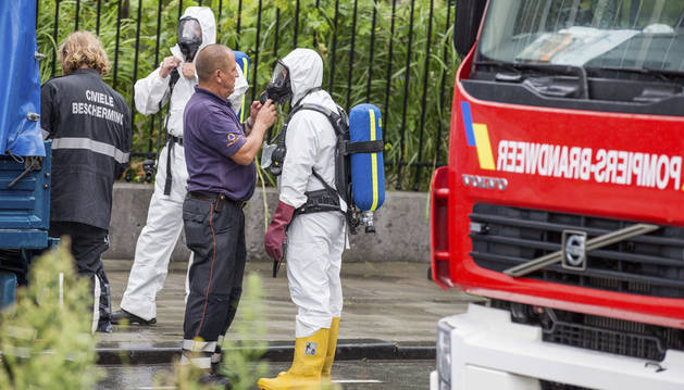 Evacuan el ayuntamiento de un barrio de Bruselas por riesgo de ántrax
