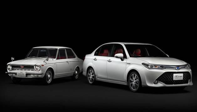 Toyota presenta una edición limitada del Corolla para celebrar su 50 aniversario