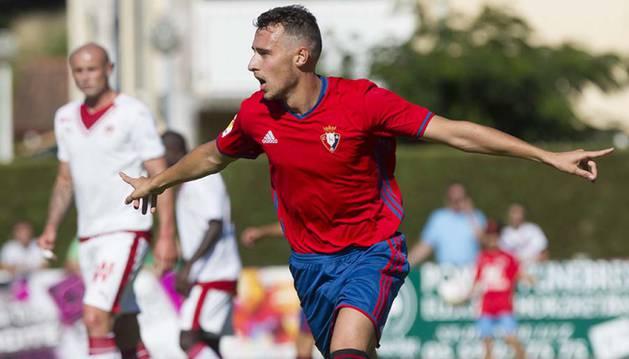 Girondins Burdeos 1-1 Osasuna