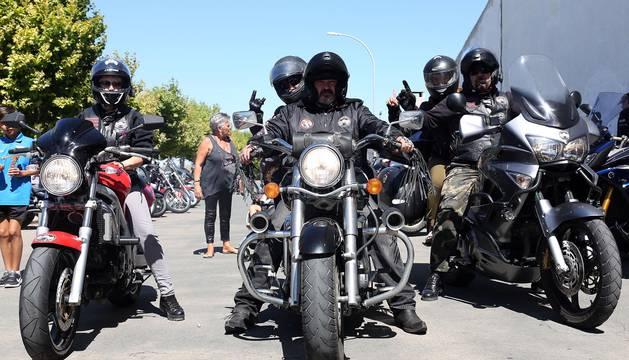 XVII Concentración de motos 'Pellejo'