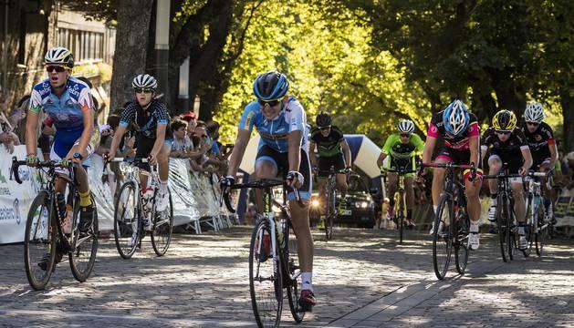Vuelta Ciclista a Pamplona 2016.