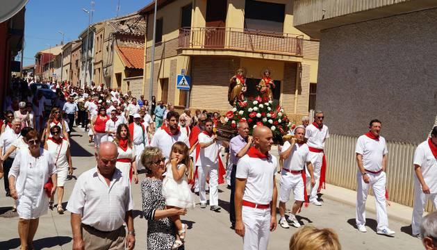 Fiestas en honor a los Santos Justo y Pastor