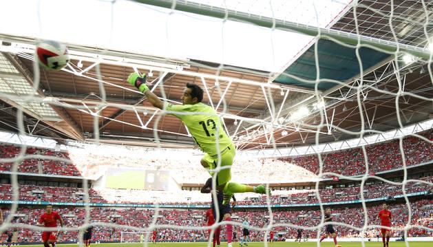 El Liverpool saca los colores al Barça (4-0)