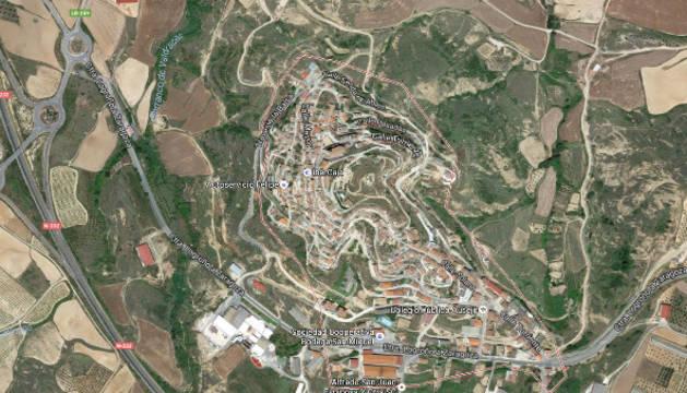 Controlado un incendio que ha afectado a 40 hectáreas de pinar en La Rioja