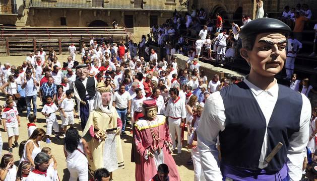 Carcastillo celebra el Día de la merindad