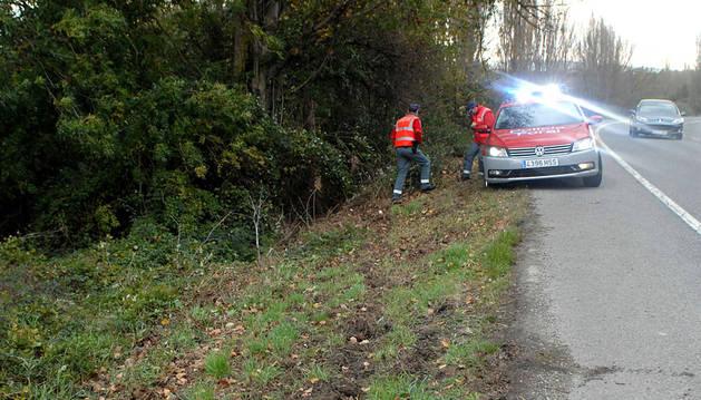 Interceptado un conductor que dio positivo en alcohol tras la denuncia de un ciclista