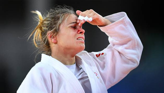 La española Laura Gómez.