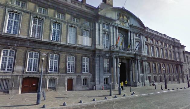 Detenido un hombre armado con un machete en la ciudad belga de Lieja