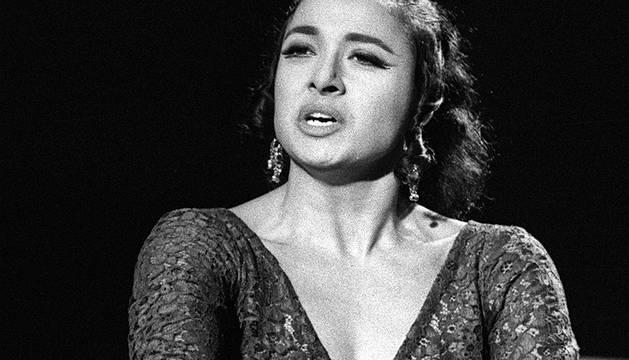 Dolores Vargas, cantante del 'Achilipú'.