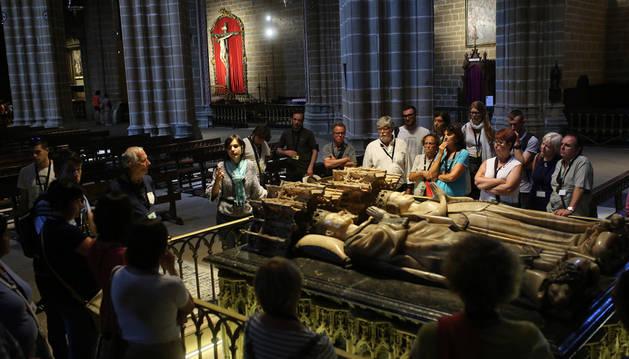 Récord de visitantes en la primera semana de agosto en la catedral