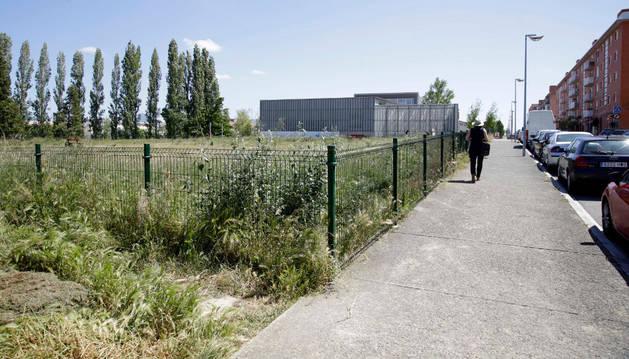 Mendillorri tendrá un edificio vecinal a fin de año y costará 326.700 euros