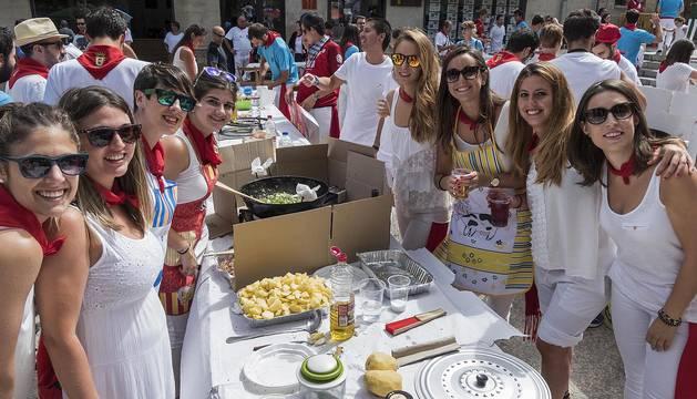 Fiestas de Estella 2016